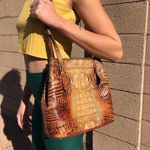 Handbags - Vintage Crocodile Embossed Purse